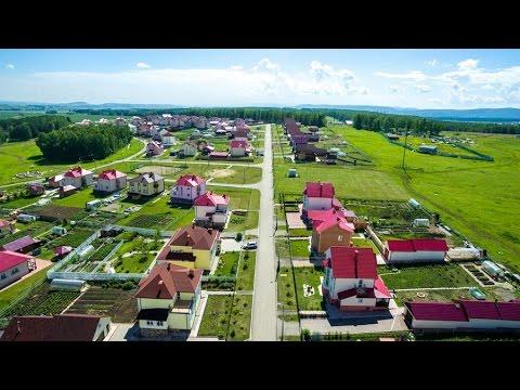 Поселок Шамони коттеджные поселки Красноярска, коттеджи в