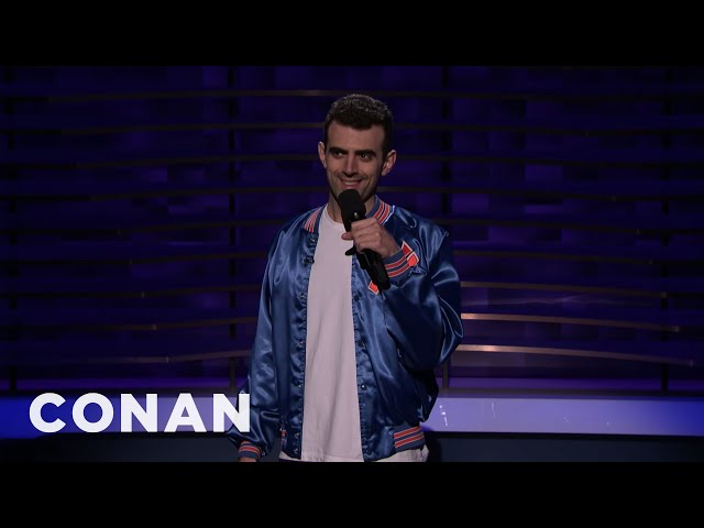 Sam Morril's Mom Worries About Everything - CONAN on TBS