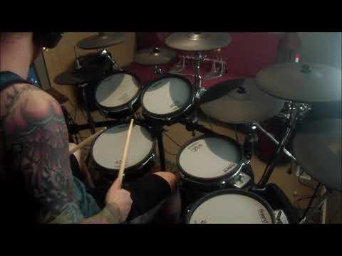Meh drum cover. Kingdom - Twelve Foot Ninja