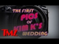 Kim Kardashian's Dream Wedding Gets Spoiled - Kim Kardashian Wedding Photos! | TMZ
