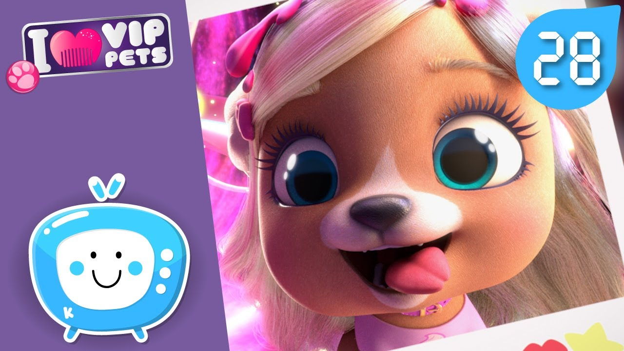 😋 LOTS OF FUN! 😋VIP PETS 🌈 FULL EPISODES 💇🏼 CARTOONS and VIDEOS for KIDS in ENGLISH