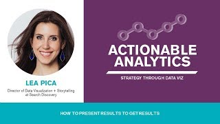 How To Present Results To Get Results - Lea Pica