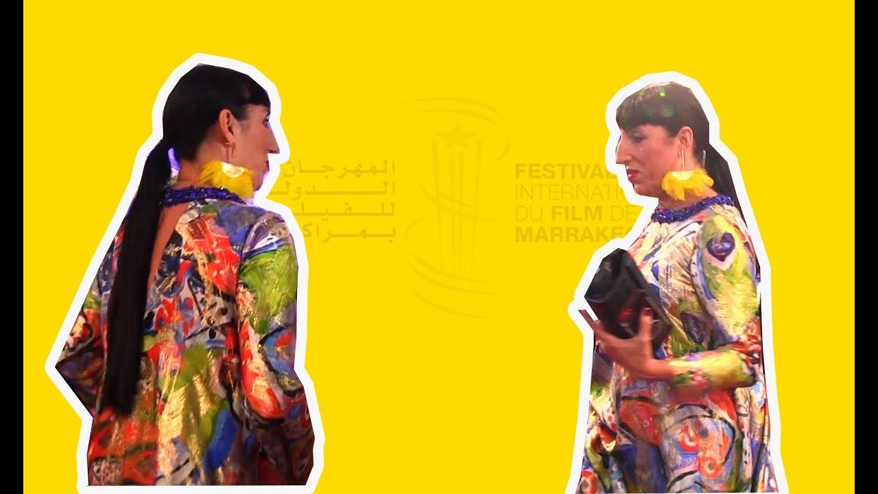 إطلالات فريدة من نوعها في يوم جديد من المهرجان الدولي للفيلم بمراكش