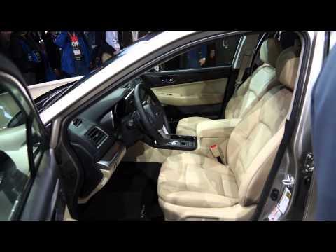 Subaru Outback New York Auto Show