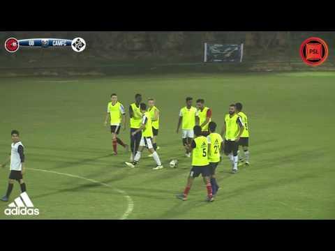 Adidas Match Highlights: Goal Busters vs. Camden FC