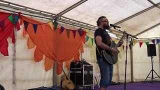 Chris Pearson Zombie live @ Wychwood Festival Cheltenham UK