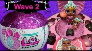 LOL Pearl Surprise WAVE 2 BRAND NEW lol surprise pearl surprise big surprise