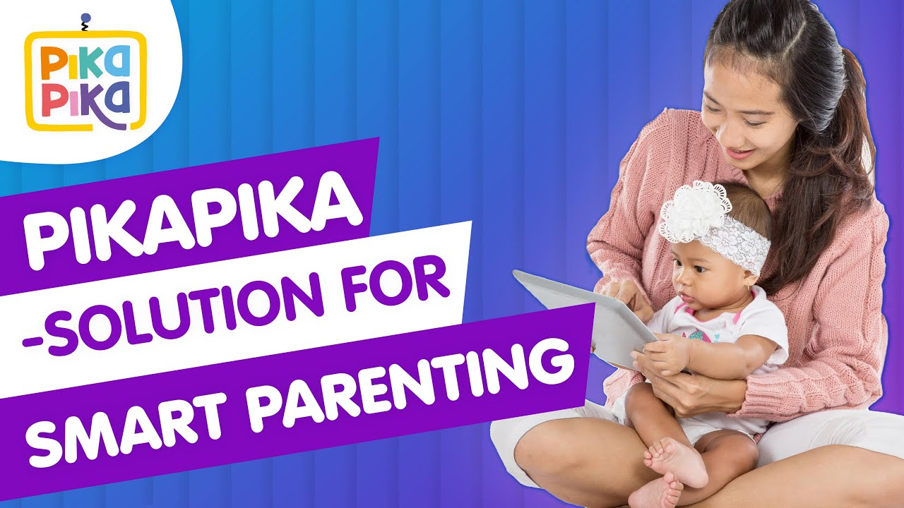 PikaPika App | Kid mode for parent's smartphone | Digital Safety for Kids | Educational Videos&