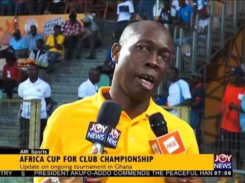 Africa Cup For Club Championship - AM Sports on JoyNews (23-1-18)