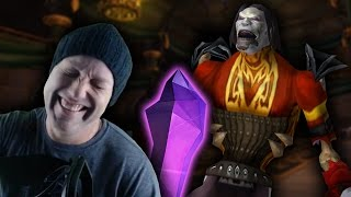 COLLECT THE CRYSTALS - Return to Karazhan Nightbane Speedrun 7.1 (PART 1) - WoW Legion Dungeons