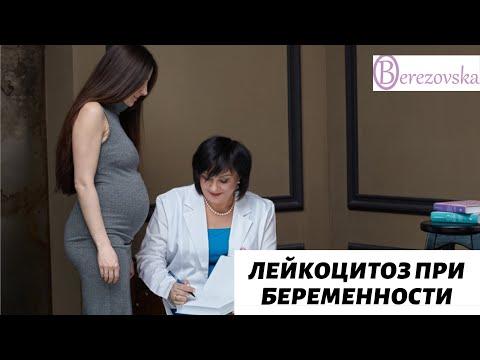 Др. Елена Березовская - Лейкоцитоз при беременности