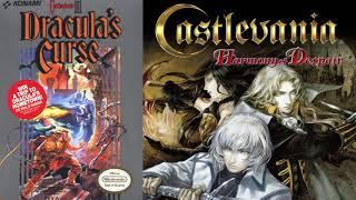 Aquarius mashup - Castlevania III Dracula's Curse (USA) + Harmony of  Despair