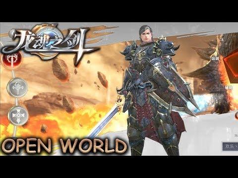 Grafiknya Bagus | Dragon Soul Sword [CN] Android MMORPG (Indonesia)