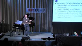 Privacy and security challenges in today's e-health systems: Danny De Cock at TEDxUHowest