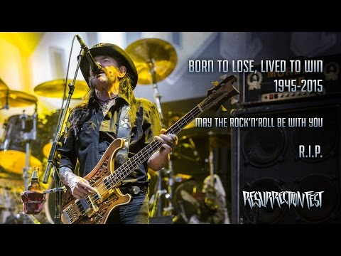 Motörhead - Live at Resurrection Fest 2015 (Viveiro, Last ever show in Spain) [Full show]