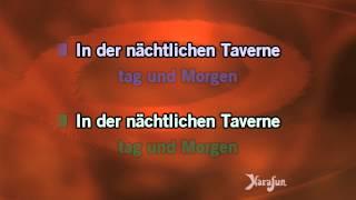 Karaoke Kriminaltango - Hazy Osterwald Sextett *