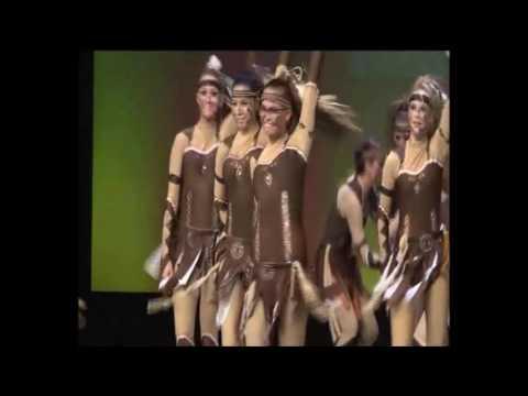 "Showtanzgruppe Destination 💙 ""Amazonen"""