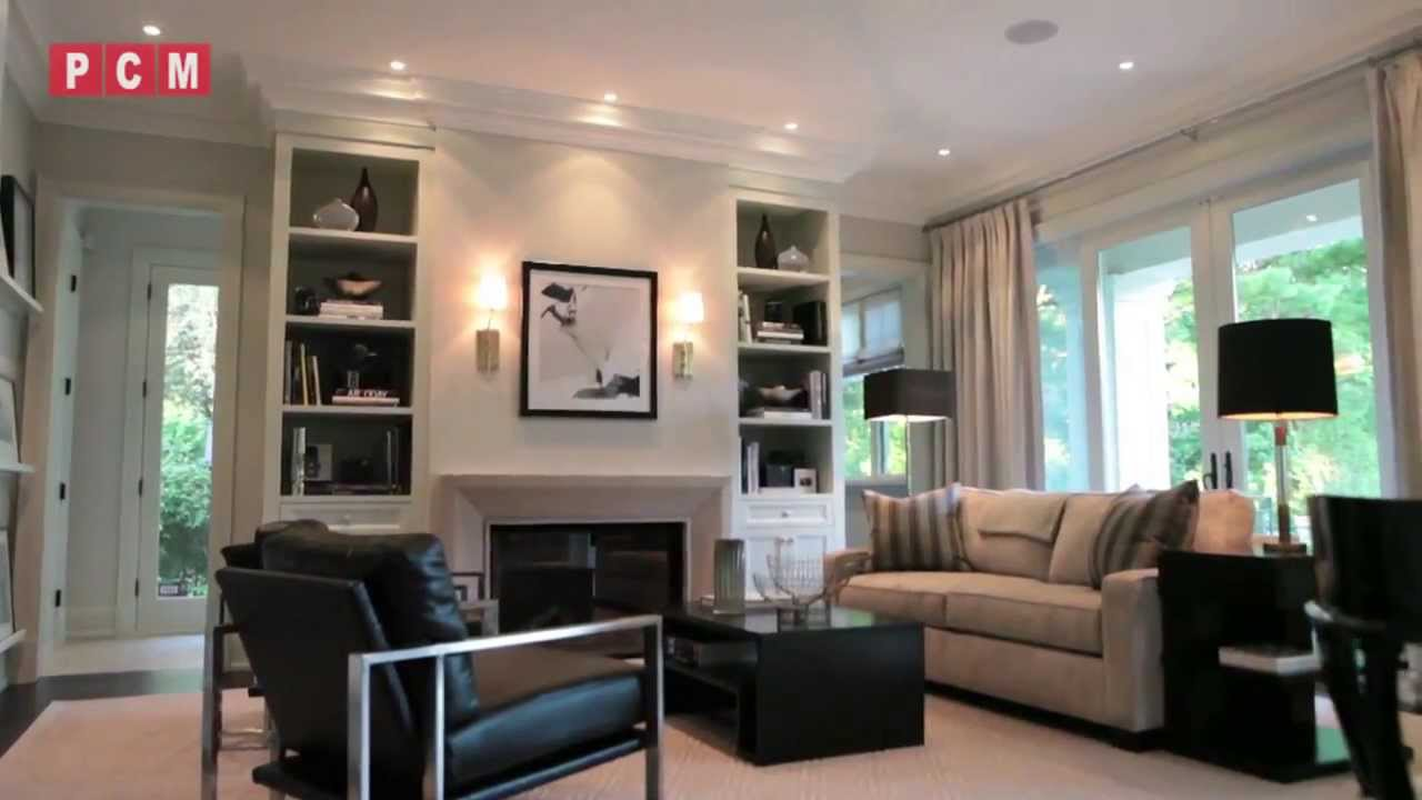 The Princess Margaret Show Home In Oakville Luxury