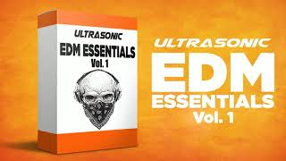 Ultrasonic - EDM Essentials Vol.1 // OUT NOW !!