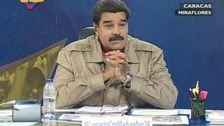 En Contacto con Maduro #29, programa completo, 12 de mayo de 2015