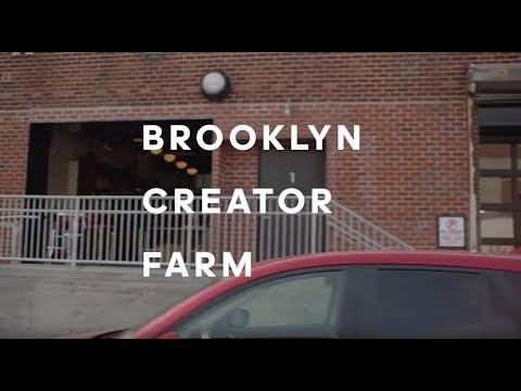 Calling All Creators: The adidas Brooklyn Creator Farm