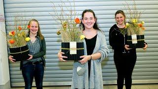 Landeslehrlingswettbewerb der Floristen 2021