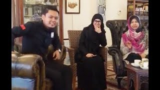 Prof Dr Muhaya ~ Coffee Talk Bersama Heliza Helmi and Muslim