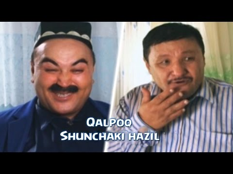 Qalpoq - Shunchaki Hazil | Калпок - Шунчаки хазил (hajviy Ko'rsatuv)