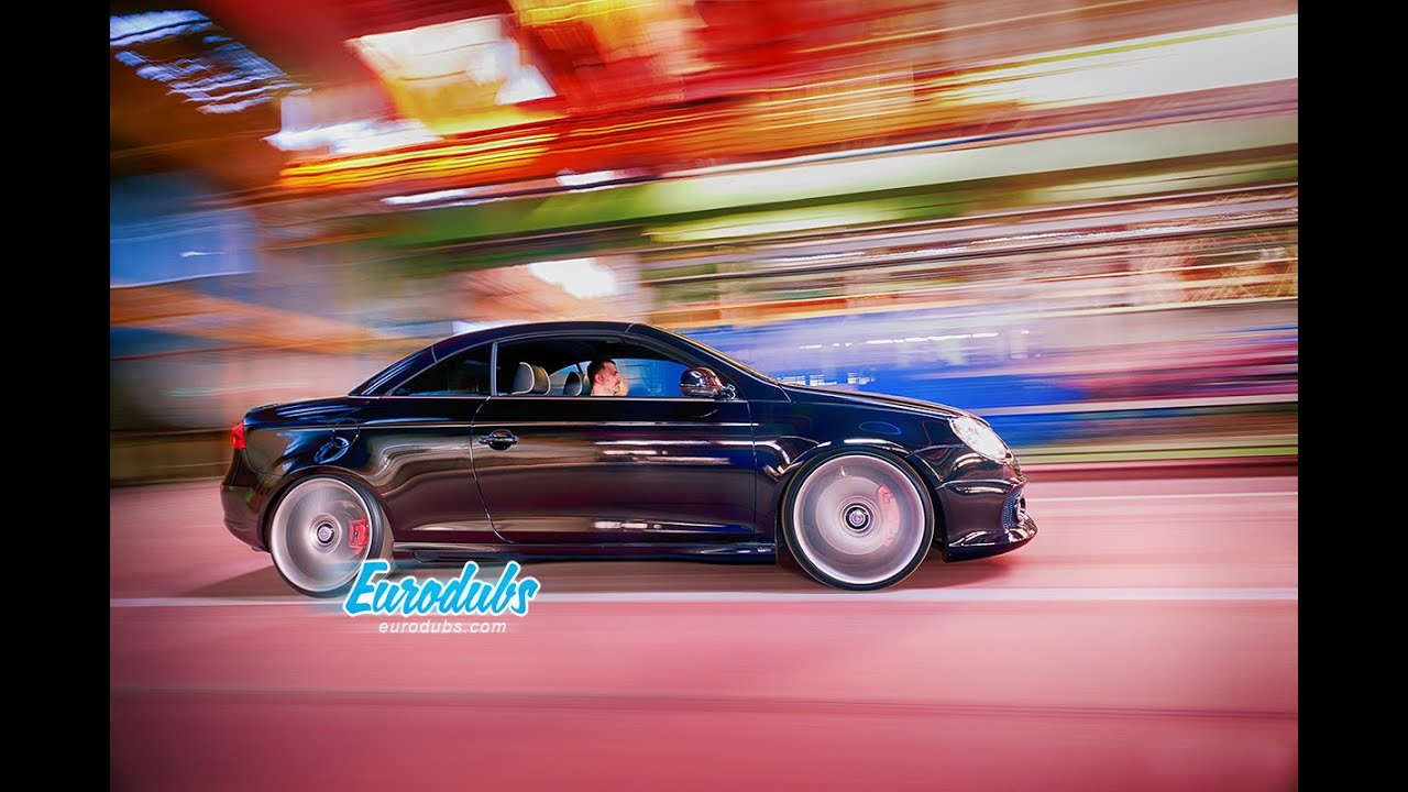 vw eos on audi s8 wheels kw coilovers. Black Bedroom Furniture Sets. Home Design Ideas