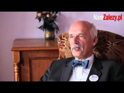 NamZależy Wywiady #14 - Janusz Korwin-Mikke