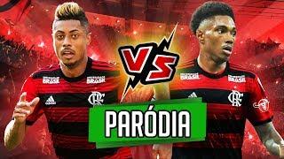 ♫ BRUNO HENRIQUE vs VITINHO   Paródia Flamengo ‹ RALPH +10 ›