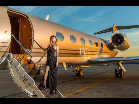Billionaire Private Jets - What does it take to own one?