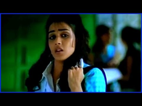 Santosh Subramaniam Tamil Movie - Genelia D'Souza takes Jayam Ravi out for coffee