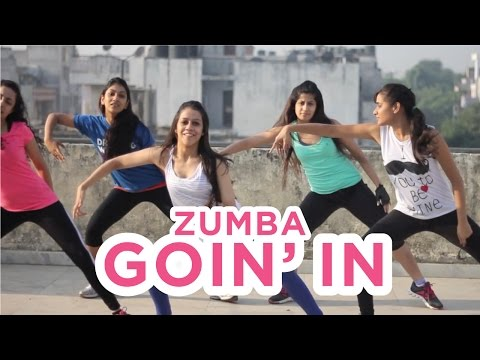 Zumba - Goin' In by Jennifer Lopez ft. Flo Rida