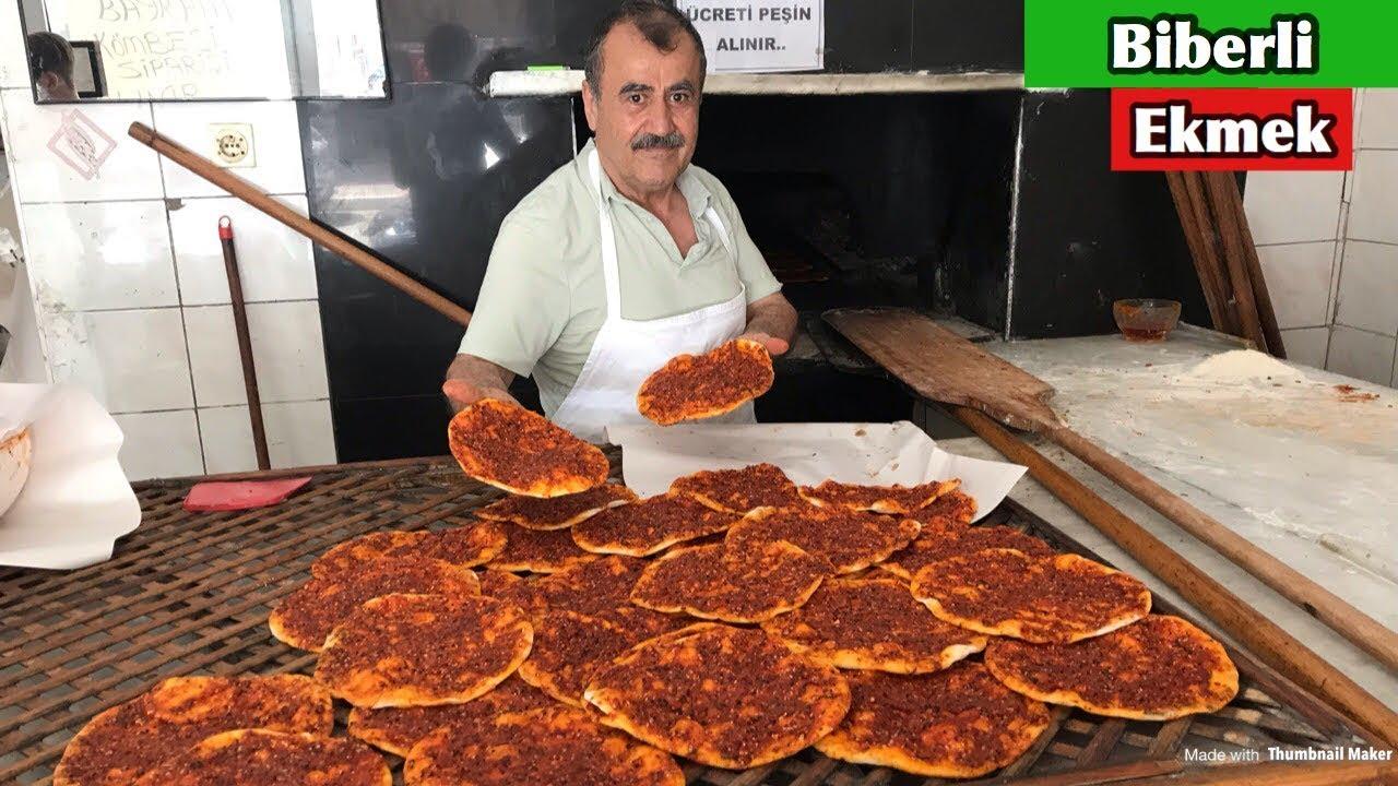 Download BİBERLİ EKMEK || İDDAA EDİYORUM TAŞ FIRIN BİBERLİSİ KADAR GÜZEL OLDU!!!
