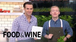 Cooking With Wine | Mad Genius Live | Food & Wine