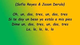 Sofia Reyes 1, 2, 3 feat Jason Derulo De La Ghetto Lyrics Slow Version HD.mp3