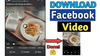 How to Download Facebook Video in 2021 Easy & Fast screenshot 5