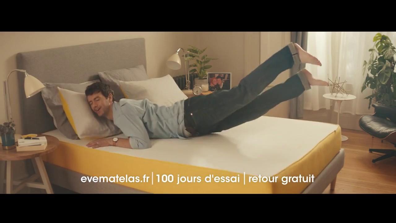 Eve Sleep Se Lever Du Bon Pied Youtube