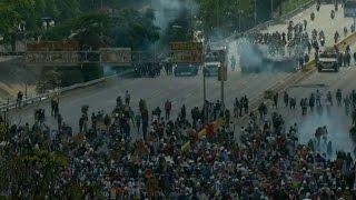 Dozens killed, hundreds injured in anti-government protests in Venezuela