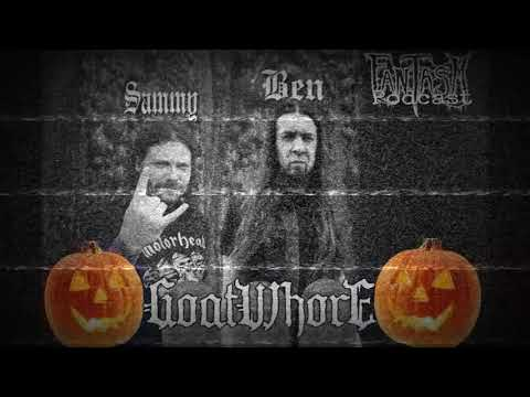 Ben and Sammy of GOATWHORE Halloween Special