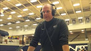 Scott Mattera post-match reaction - Sept. 24