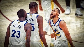Warriors vs Cavs Game 3 NBA FINALS 2018