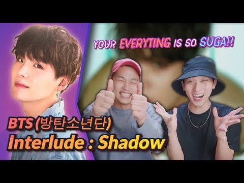 K-pop Artist Reaction] BTS (방탄소년단) MAP OF THE SOUL : 7 'Interlude : Shadow' Comeback Trailer