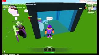 TRYING TO MAKE A FUNNY VIP ON ROBLOX THEN SOMTHING WENT HORRIBLY WRONG