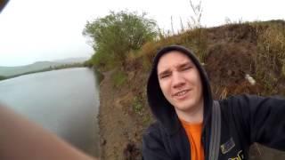 Рыбалка с батей. Река Ингода. Дождь. Сломанный спиннинг. Тутик убийца гальяна!(, 2016-12-08T19:00:01.000Z)