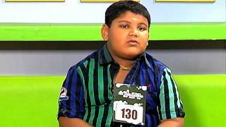 ***    KID STAR ****  Kutty Pattalam Audition_