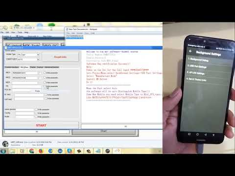 Remove Frp Lock,Imei Repair,Id Remove | Huawei frp & Imei Tool by