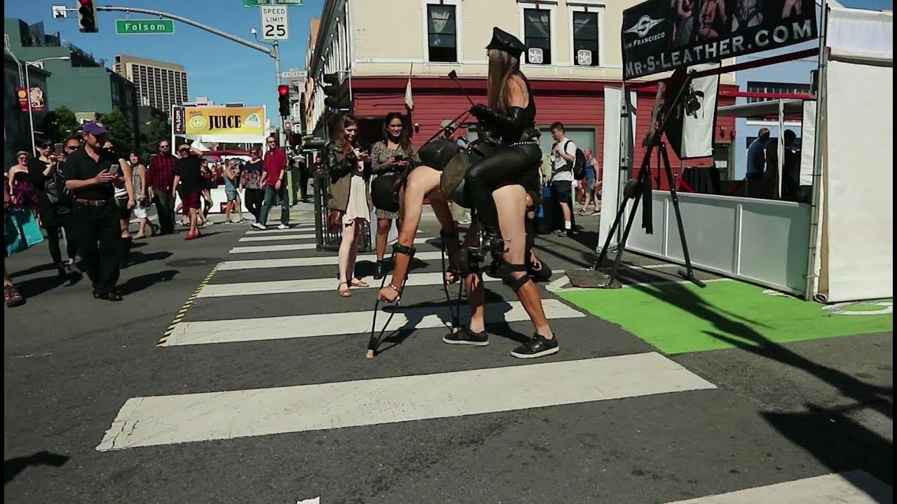 Folsom Street Fair 2017: Vlog 004 - YouTube