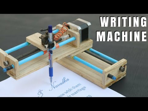 Comment faire une Machine à écrire à la maison!!!